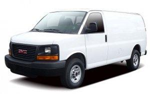gmc work van