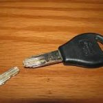 Broken car key Extraction and replacement - Pros On Call Locksmiths