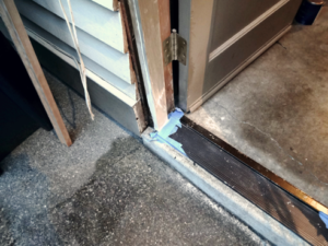Broken Door Frame - Door Repair - Pros On Call