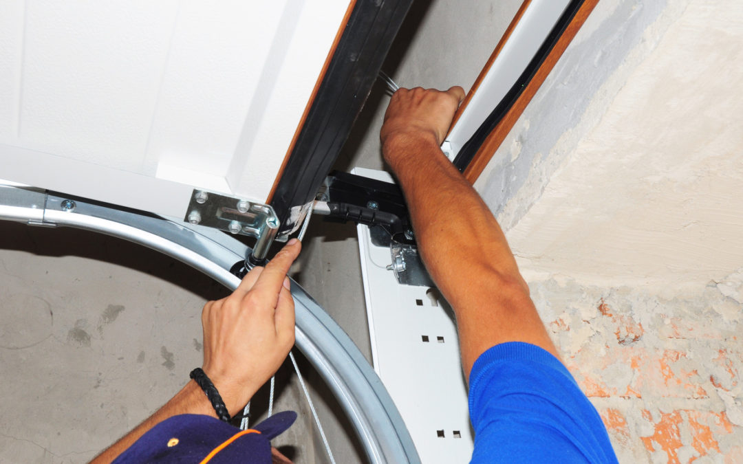 Can't Open the Garage Door Properly? 12 Signs You Need a Replacement