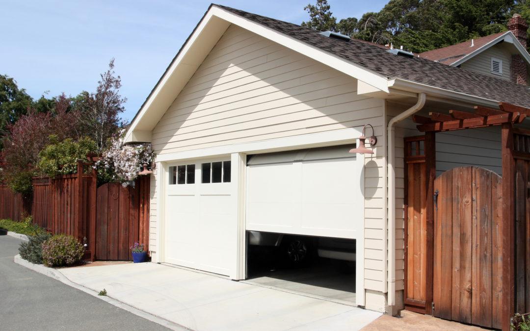Garage Door Broken? 10 of the Usual Suspects