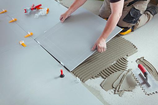 Floor Installation & Demolition